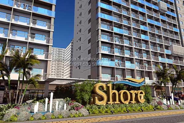 Shore Residences Condos For Sale In Mall Of Asia Complex
